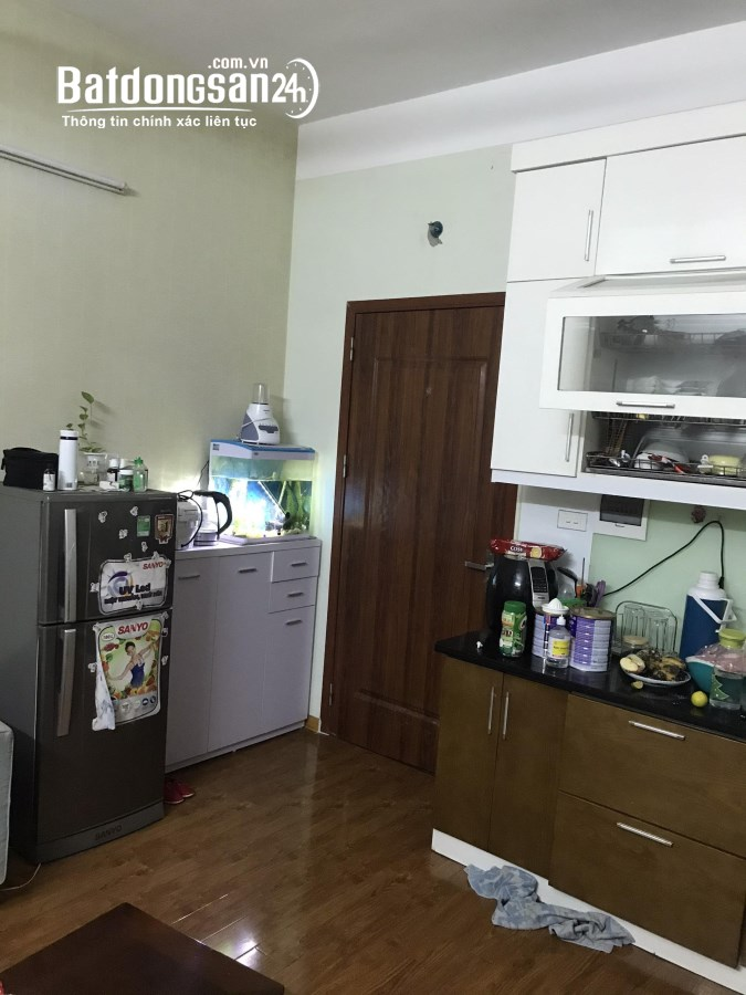 Bán căn hộ CT12C Kim Văn Kim Lũ-2 Ngủ-53m2-đầy đủ tiện nghi