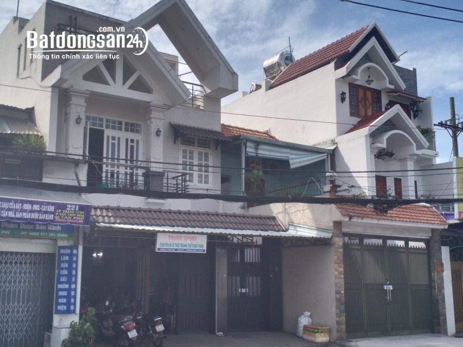 Bán nhà 104m2, 3 tầng, mặt tiền đường Lý Thánh Tông, quận Tân Phú, 10 tỷ