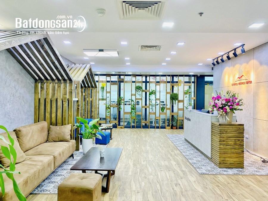 Cho thuê văn phòng Diamond Flower Tower, Đường Lê Văn Lương, Quận Thanh Xuân