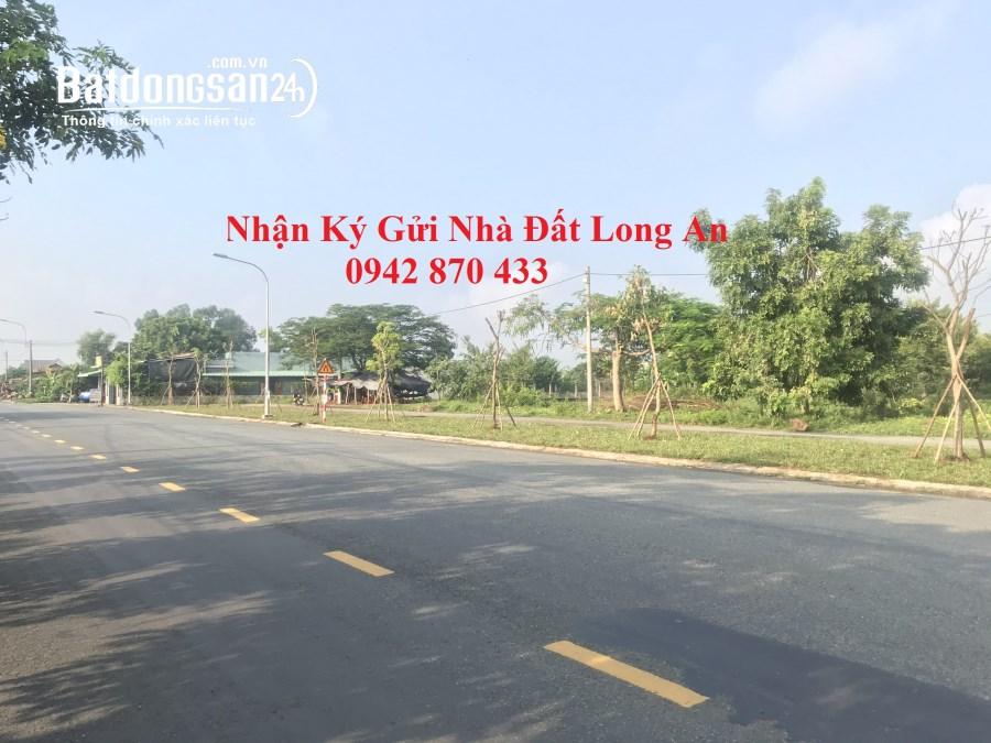 Bán đất mặt tiền Đường ĐT 833B, Xã Long Định, Huyện Cần Đước