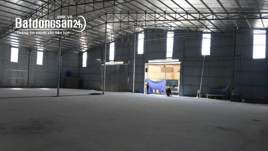 6000m2 xưởng khu công nghiệp Khánh Phú Ninh Bình Cho thuê