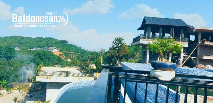 Bán biệt thự, villas Đường Quốc lộ 6, Xã Cư Yên, Huyện Lương Sơn