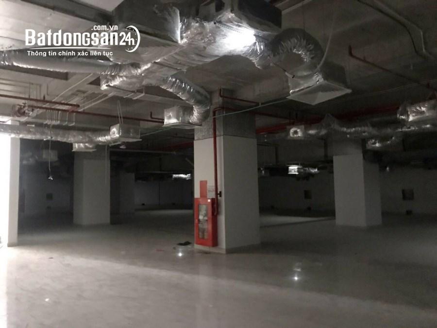 Cho thuê tầng hầm tòa nhà Láng Hạ, 900m2. Làm quán bar và các ngành khác