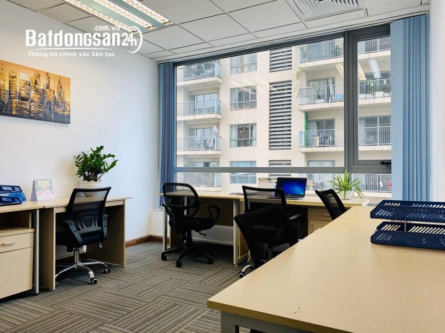 Cho thuê văn phòng trọn gói tại quận Đống Đa