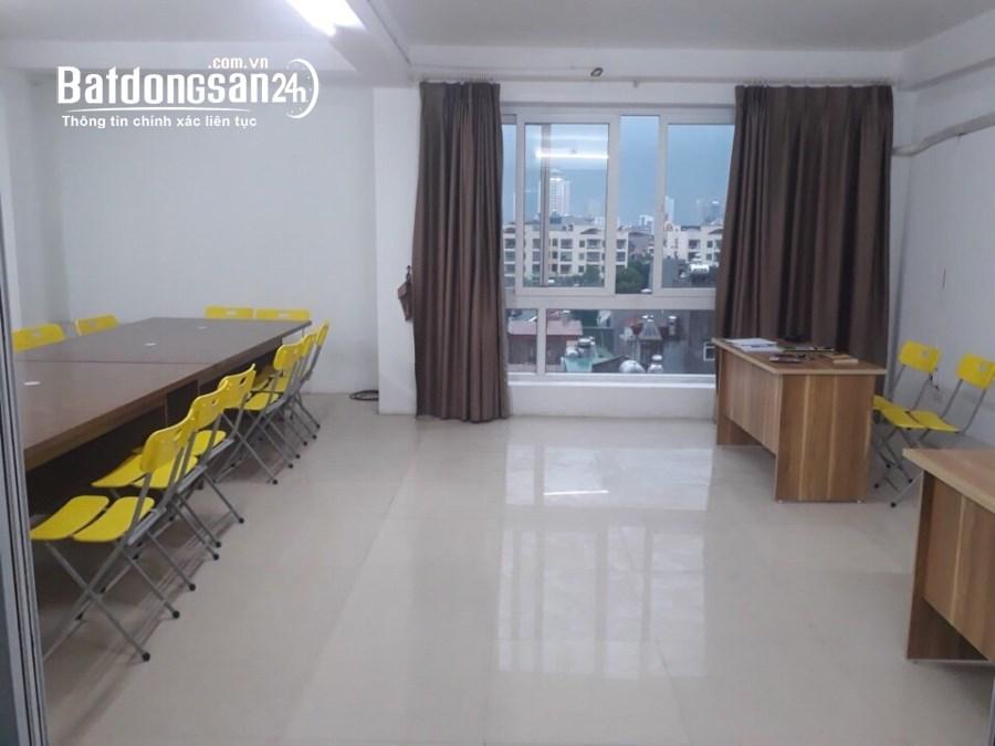 Cho thuê Văn phòng cửa sổ full kính DT 35m2, 45m2 khu vực Tây Sơn - Thái Hà