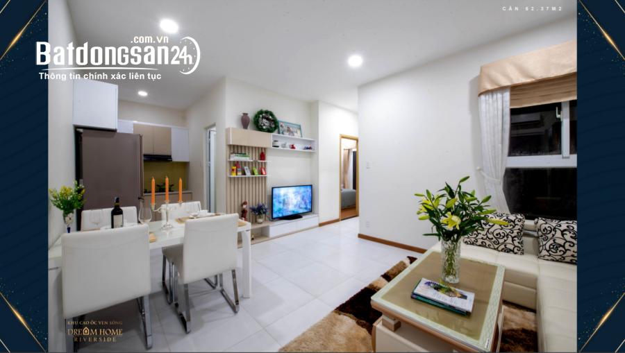 Bán căn hộ chung cư Dream Home Riverside, Đường Phạm Thế Hiển, Quận 8