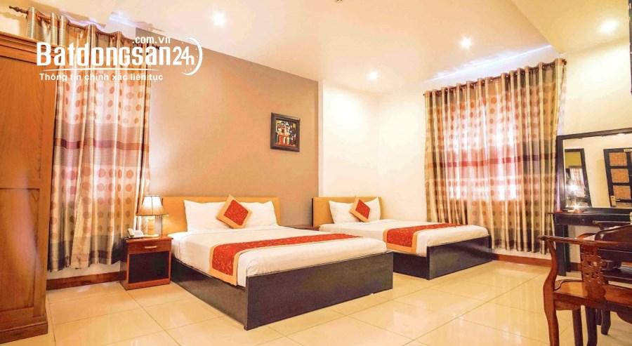 Cần cho thuê gấp khách sạn 42 Phòng Bãi Sau