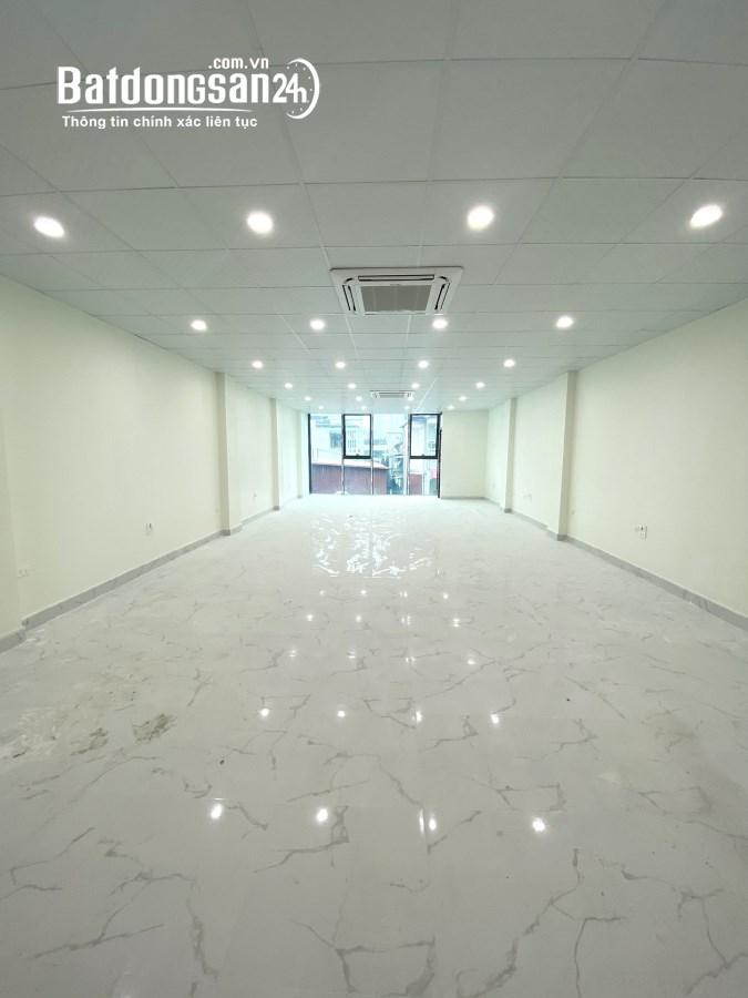 Sàn văn phòng Q. ĐỐNG ĐA- THÁI HÀ 60M2 giá 13 triệu/tháng, Sẵn điều hòa, Tầng 01