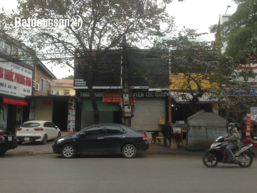 Chính chủ cho thuê mặt bằng kinh doan 161 Đường Lê Lợi, TP - Bắc Giang