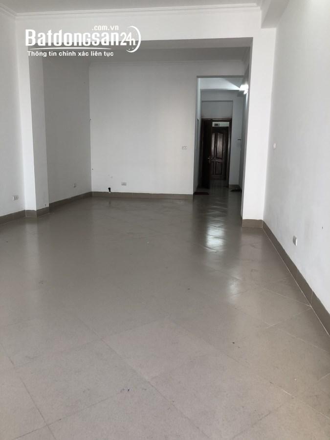 Cho thuê văn phòng phố Lê Văn Lương,Thanh Xuân 80m2 giá 12 tr/tháng