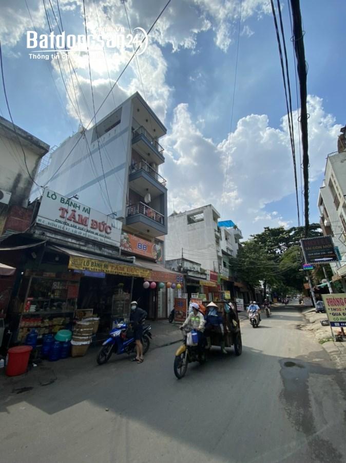 Bán nhà mặt phố Đường 4, Phường 7, Quận Gò Vấp