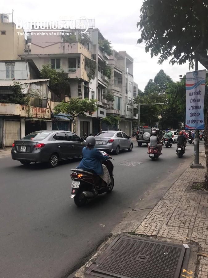 Bán nhà mặt phố Đường Nguyễn Đình Chiểu, Phường 1, Quận 3