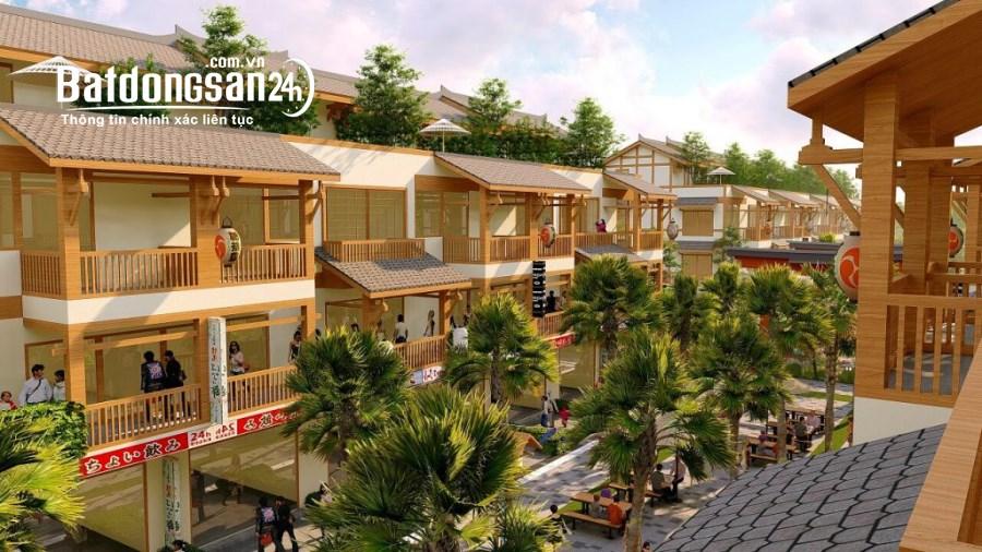 Đầu tư Shophouse Wyndham Thanh Thủy, cho thuê 240 triệu/năm