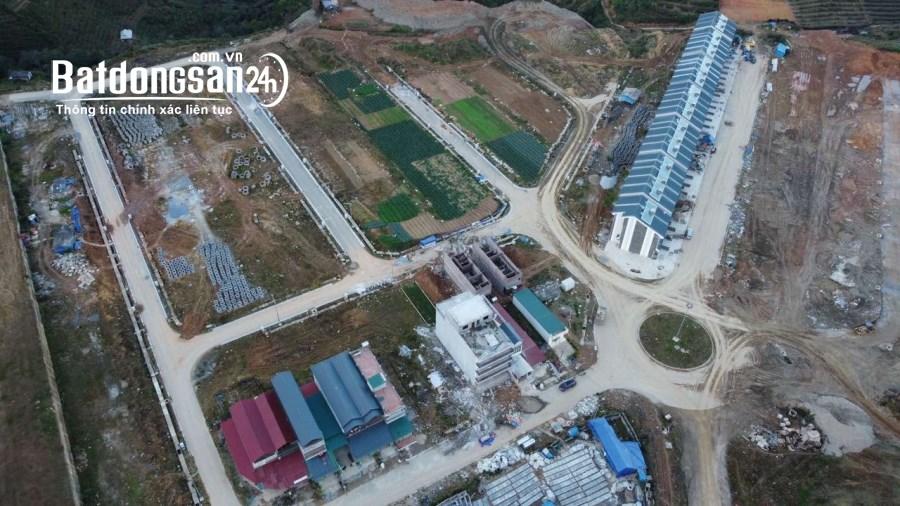 Bán đất nền phân lô Đường Quốc Lộ 4D, Thị trấn Sa Pa, Huyện Sa Pa