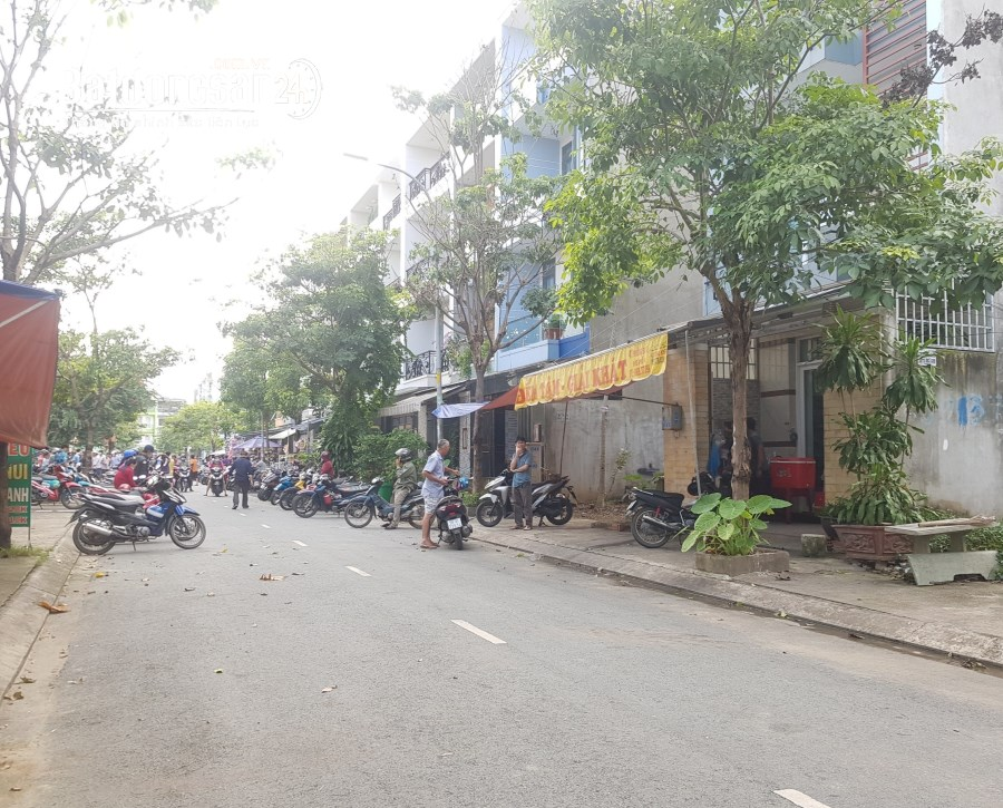 Ngân hàng thanh lý bất động sản quận Bình Tân sổ hồng riêng, hạ tầng hoàn thiện