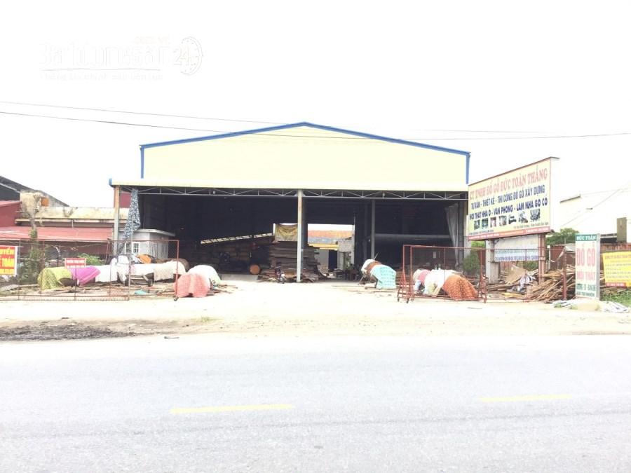 Cho thuê đất riêng, kho xưởng Đường Quốc lộ 10, Xã Đông Động, Huyện Đông Hưng