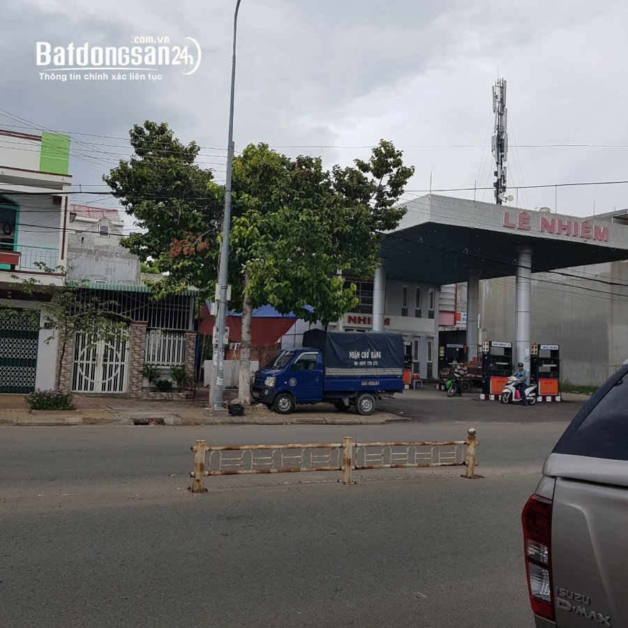 Bán đất mặt tiền Đường Ngô Gia Tự, Phường Đài Sơn, Phan Rang - Tháp Chàm