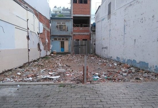 Bán đất Đường Bùi Đình Túy, Phường 24, Quận Bình Thạnh