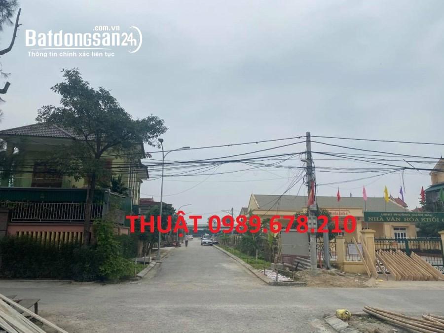 Bán đất Đường Mai Hắc Đế, Phường Quán Bàu, TP Vinh