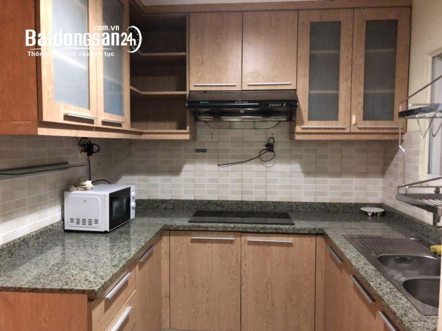 Cho thuê căn hộ chung cư Tản Đà Court, Đường Tản Đà, Quận 5