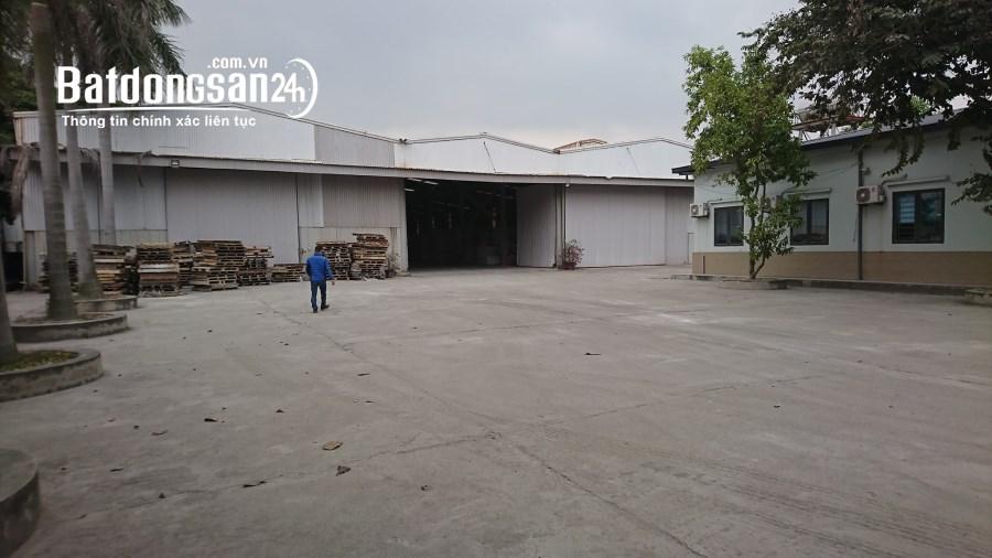 Cho thuê xưởng Đông Hưng Thái Bình gấp gấp