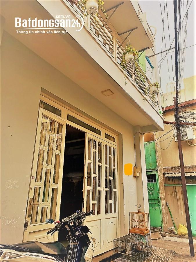 Nhà 1 trệt 1 lầu Quang Trung, P10 49m2 chỉ 4,1 tỷ (bớt lộc)
