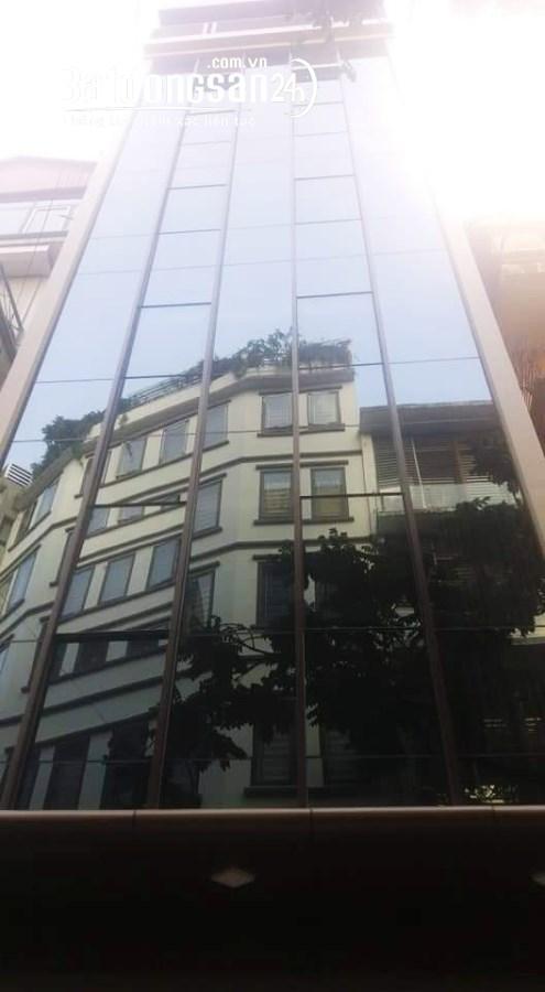 Bán khách sạn, Phố Thái Hà, Đống Đa, 8 tầng thang máy, mt 9m, ô tô