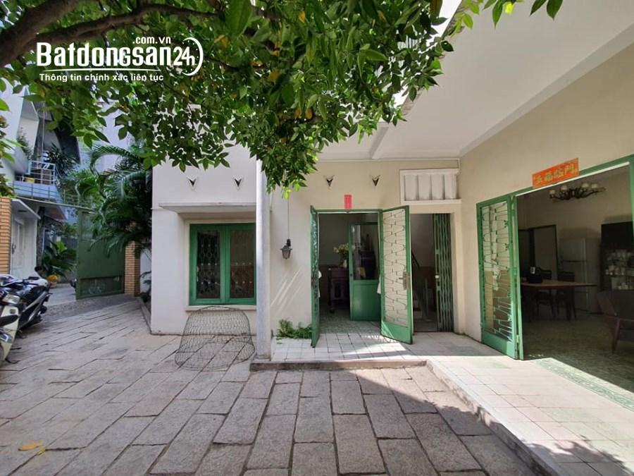 Bán Biệt thự cũ hẻm 8m Trần Huy Liệu 155m2 – Giá 32,5 Tỷ tl