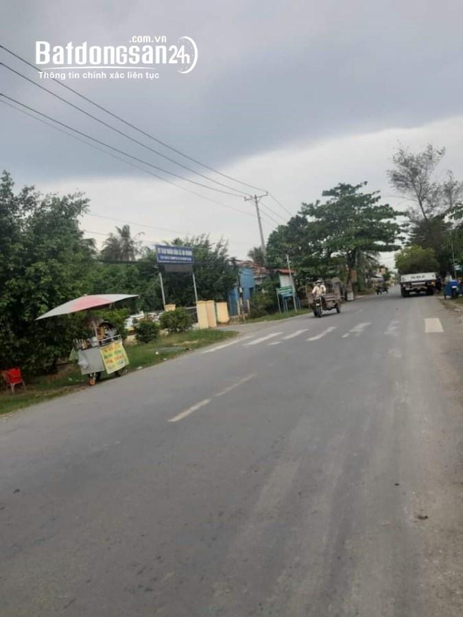 Bán đất mặt tiền Đường 883, Xã Phú Túc, Huyện Châu Thành