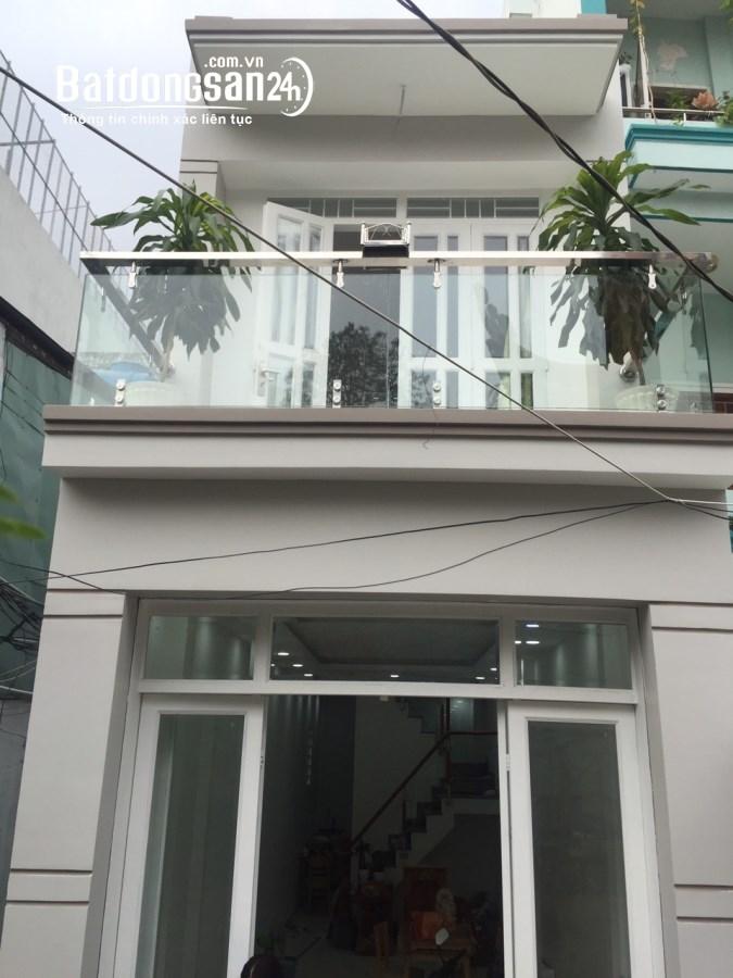 Bán nhà hẻm xe hơi 793 Trần Xuân Soạn, Phường Tân Hưng, Quận 7. Giá 4,85 tỷ