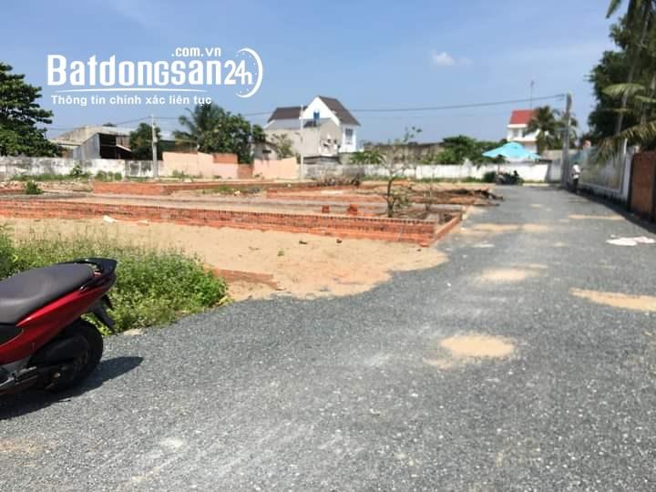 Bán đất Đường Nguyễn Huệ, trung tâm tp Bến Tre có thổ cư