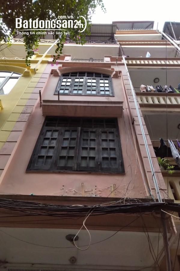 Nhà ngõ 2 oto tránh Thái Hà, 30m2 x 5 tầng. Chỉ 8.5TR