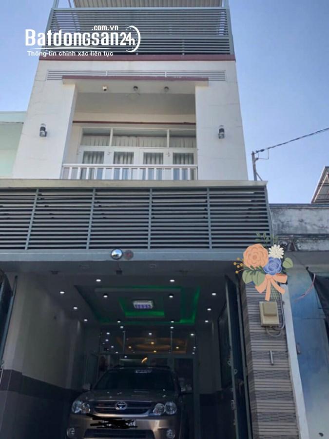 Bán nhà 3 tầng hẻm xe hơi Đường Cầu Xéo, Phường Tân Quý, Quận Tân Phú 7.5 tỷ