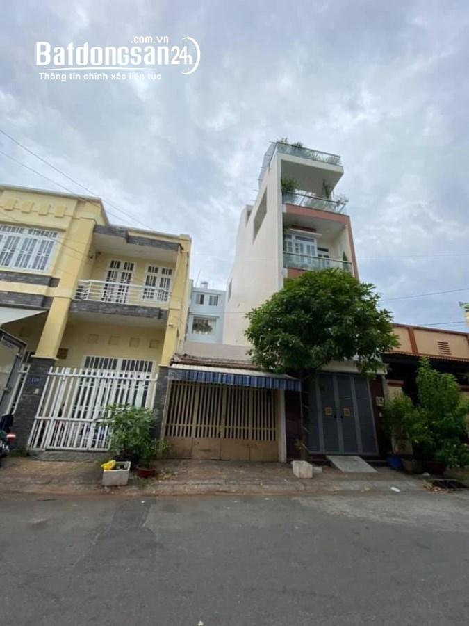 Nhà trệt 4x18m (có gác), giá 9 triệu mặt tiền Quách Đình Bảo