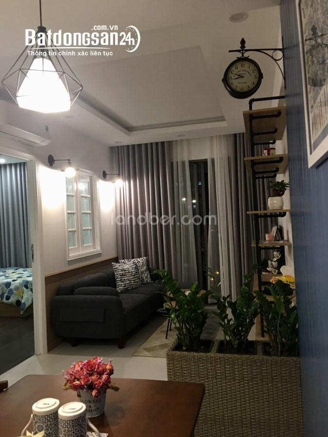 Cho thuê căn Block B tầng 10, căn 05, 76m2, giá 15tr/th full nội thất