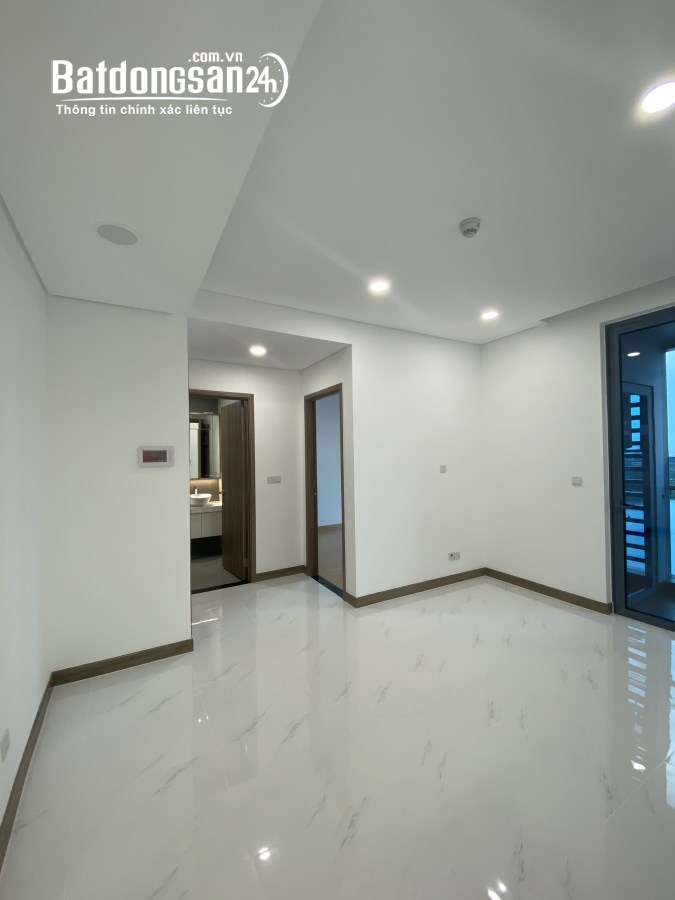 Cho thuê CH mới 53m2 1pn Sunwah Pearl Bình Thạnh nội thất căn bản giá 11t