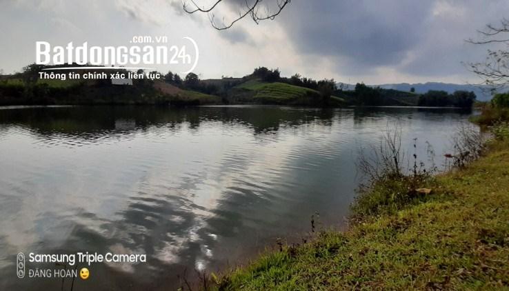 Bán đất Cao Phong, 6815m2 view bám hồ cực đỉnh, giá rẻ bất ngờ