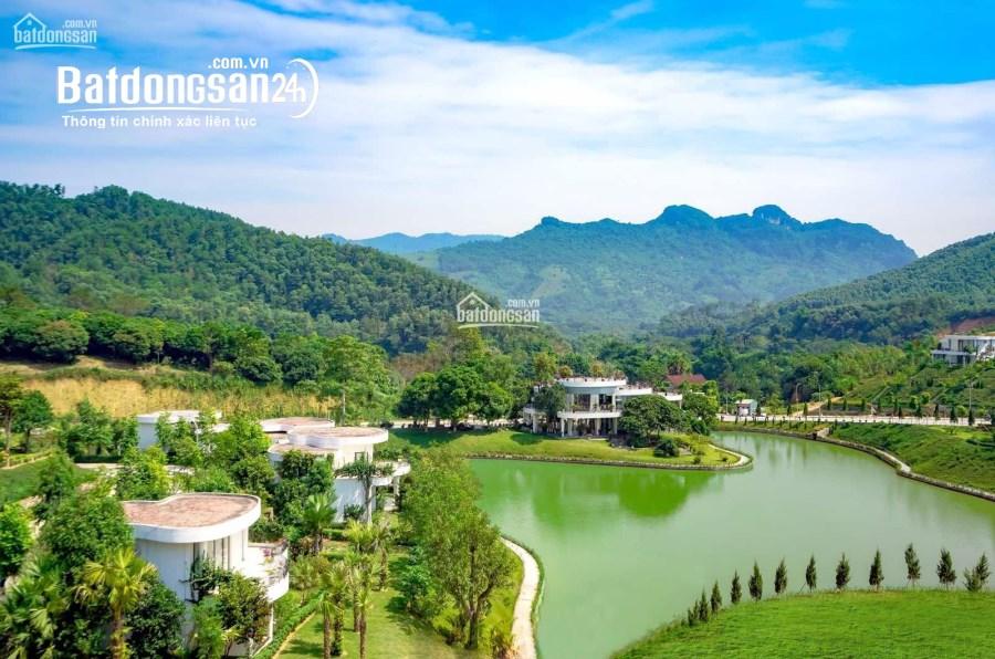 Chính chủ cần bán biệt thự Ivory Resort, Lương Sơn, Hòa Bình