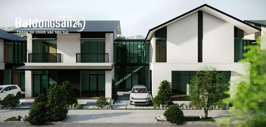 Biệt thự Yoko Onsen Quang Hanh vốn 6 tỷ,lãi suất 0% trong 2 năm