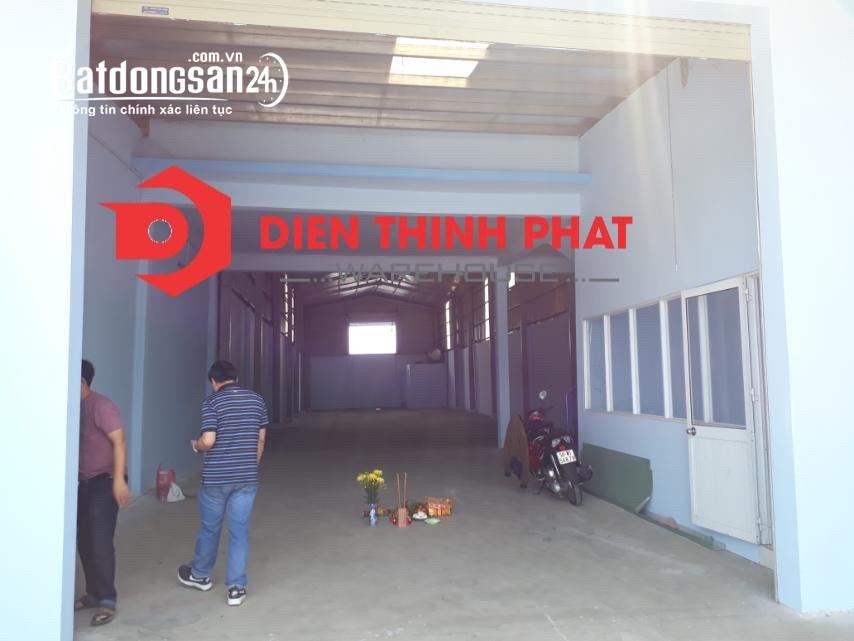 Cho thuê kho xưởng đường kênh 19/5 quận Bình Tân (200m) giá 19tr
