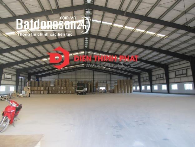Cho thuê kho xưởng đường Kênh Trung Ương_bình chánh 500m2(10x50) giá 30tr