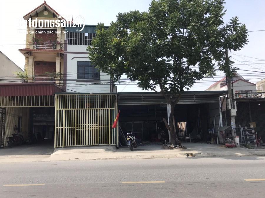 Cho thuê nhà mặt phố TP -  Ninh Bình mặt tiền 8m