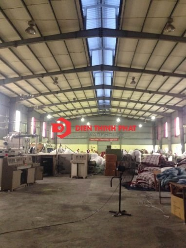 Cho thuê kho xưởng đường Tây Lân_Bến lội quận Bình Tân 800m2(20x40) giá 48tr