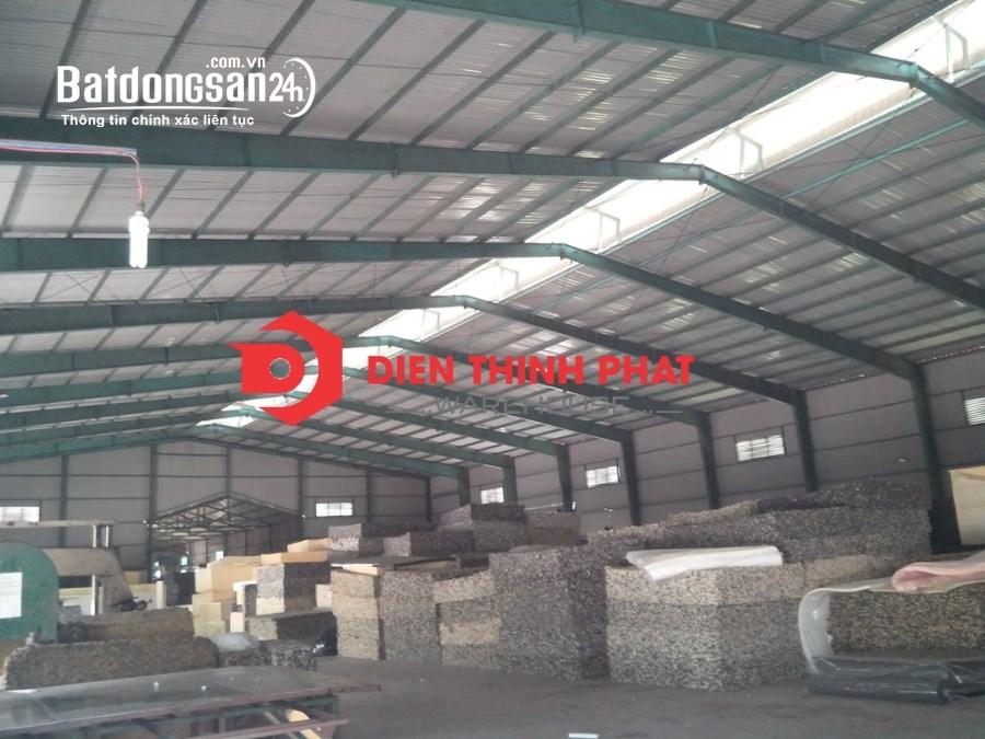 Cho thuê kho xưởng đường Quách Điêu_bình chánh  1000m2(20x50) giá 65tr