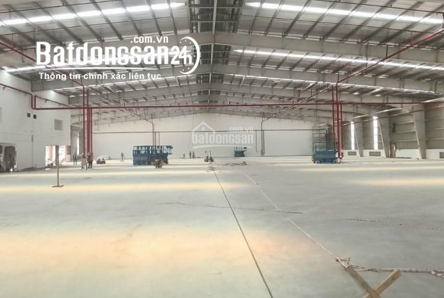 Cho thuê xưởng 3400 m2, 6400 m2 o Long Định,Cần Đước, Long An. LH: 0843630059