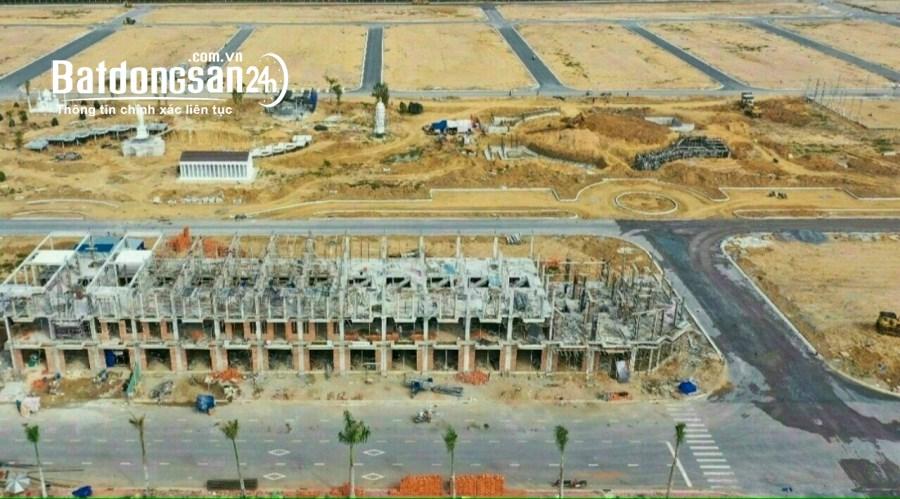 KĐT Mới Becamex IDC Ngay Trung tâm hành chính Bàu Bàng giá 650Tr/nền(100m2)