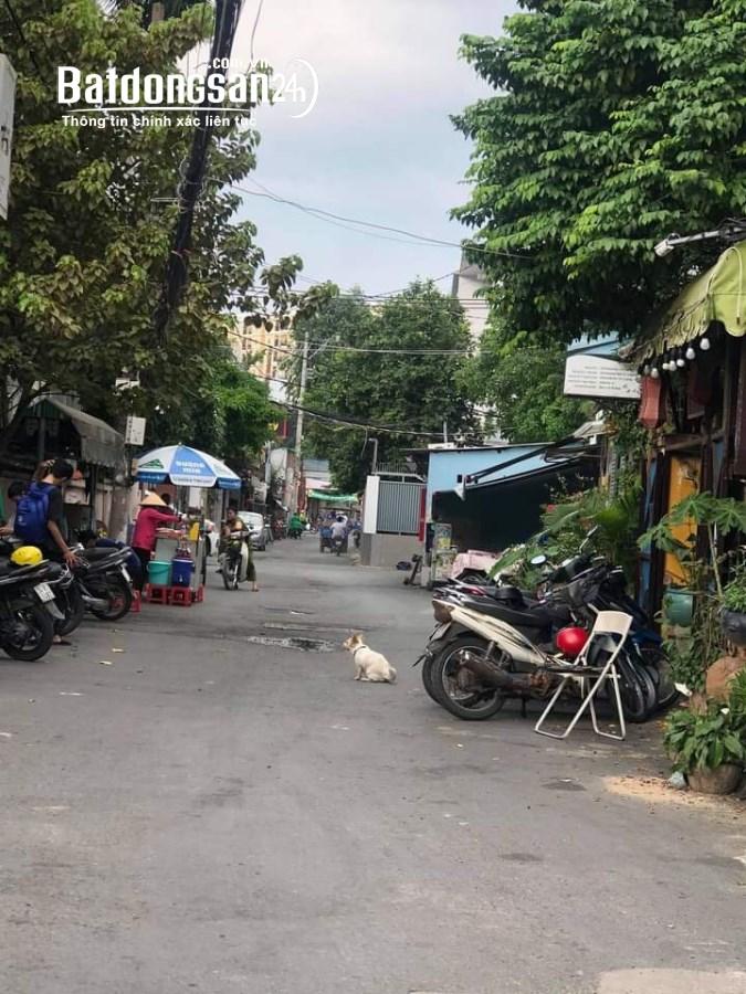 Hẻm xe hơi 58m2 Quang Trung GV gần VinCom chỉ 60triệu/m2 lh 0964134846