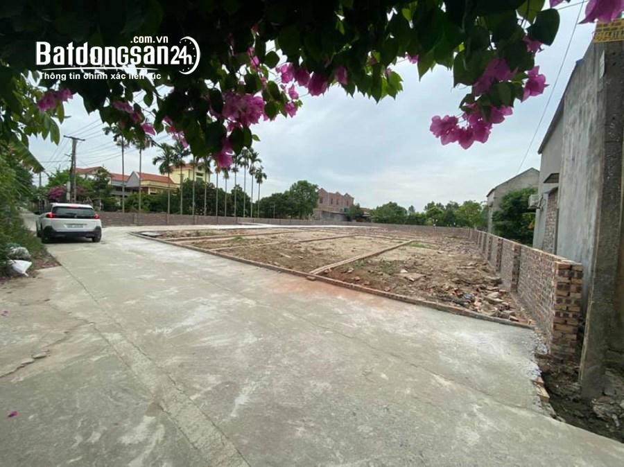 Chỉ 350-450tr/lô đất thổ cư tại Xã Hưng Thịnh, Huyện Bình Giang, Hải Dương..