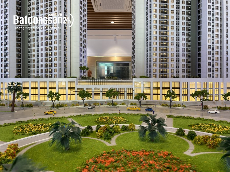 Đại lễ cất nóc chung cư VCI Tower ngày 23/01 Chỉ với 299tr có ngay căn chung cư