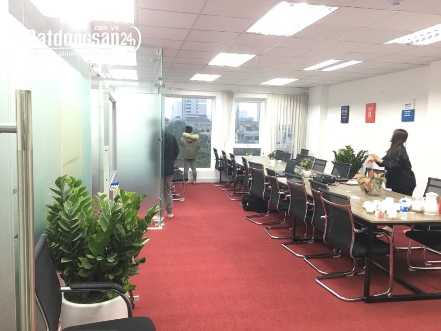 Cho thuê Văn phòng 100m2 tại Nguyễn Xiển - Đối diện toà chung cư